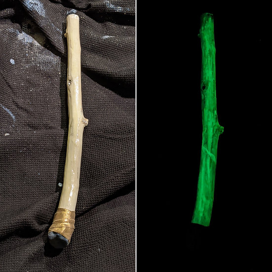 One of a kind Minimalist Glowstick