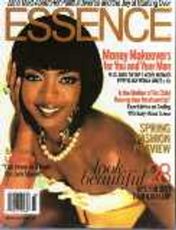 Essence magazine Diary of a Serial Dater Cover by Alene Dawson