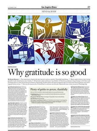 Why Gratitude Is Good by Alene Dawson fo