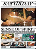 Sense of Spirit for the Los Angeles Times by Alene Dawson - media