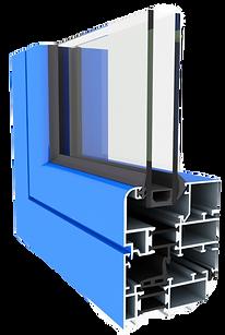 Окна и двери из профилей AGS, AWDи Reynaers