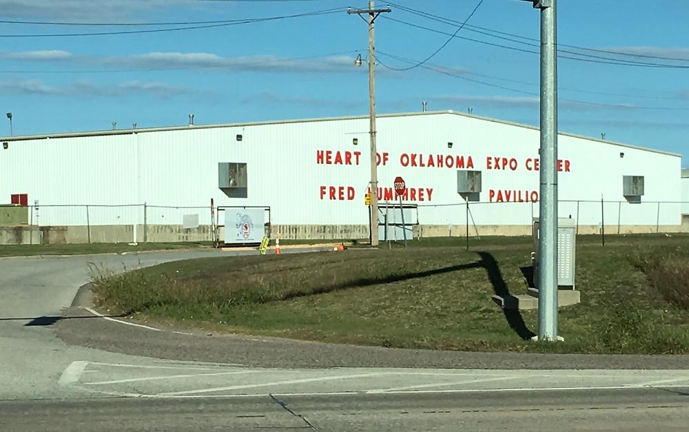Heart of Oklahoma Expo Center