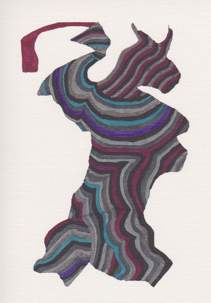 Flailing II by W. Jack Savage