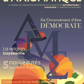 L'Axiomatique - Octobre 2018