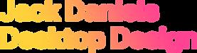 Jack Daniels Desktop Design.png