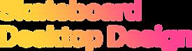 Skateboard Desktop Design.png