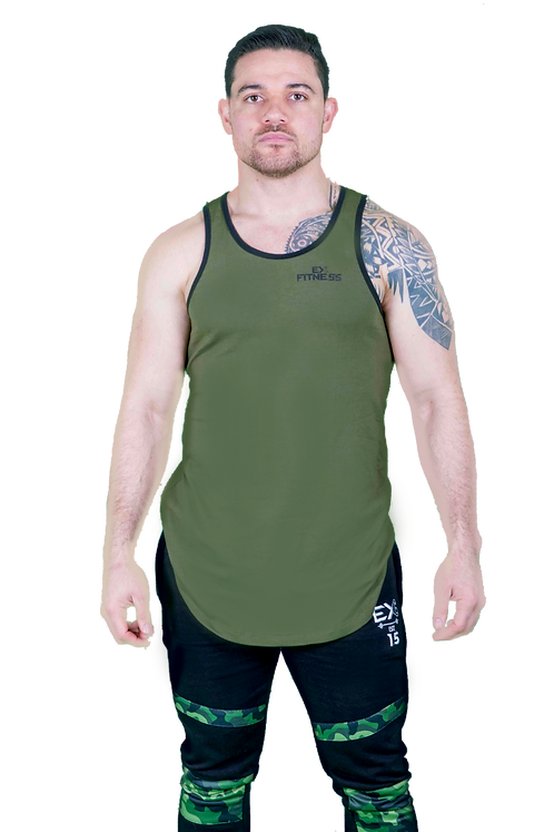 ExFit Tank (Khaki)