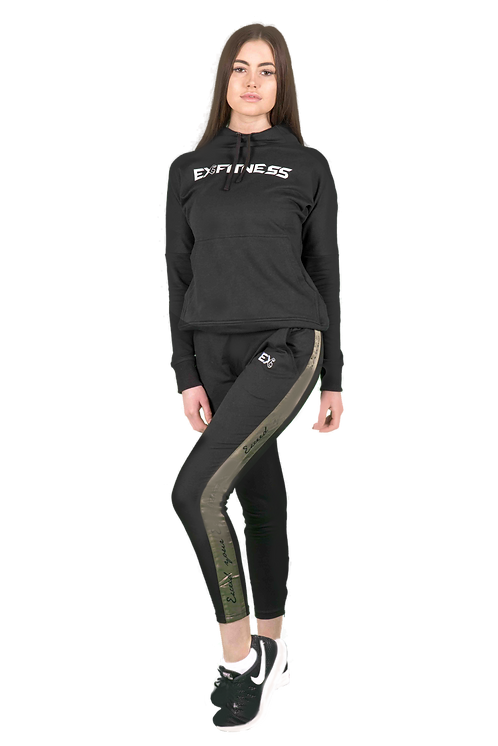 Women's Jogger Pants (Black)