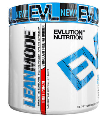 EVL Leanmode - Fruit Punch - 30 Serv