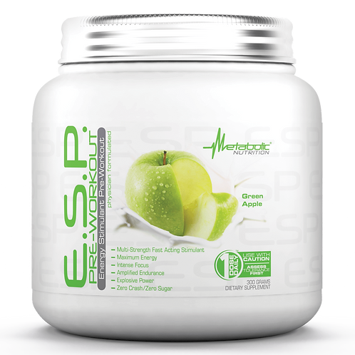 E.S.P | 90 Serv | Green Apple