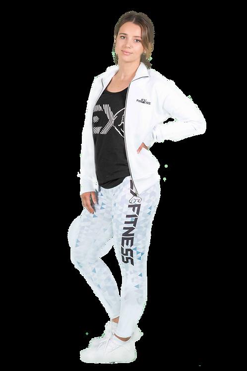 Womens Jacket (White)