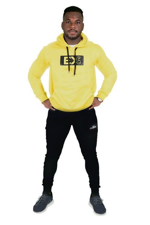 Pullover Hoodie (Yellow)