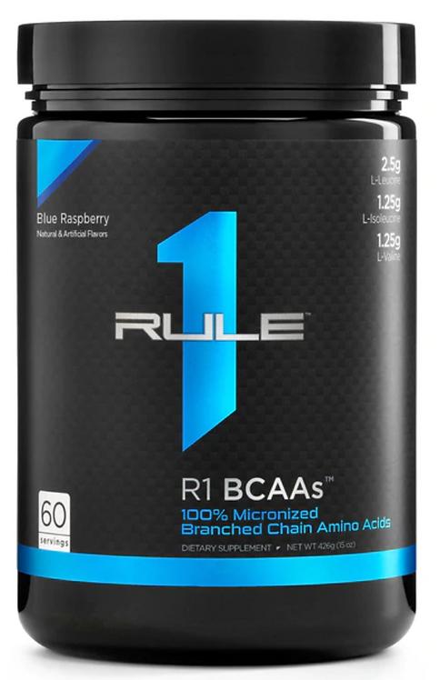R1 BCAAs (Intra workouts)  - Blue Raspberry - 60 Serv