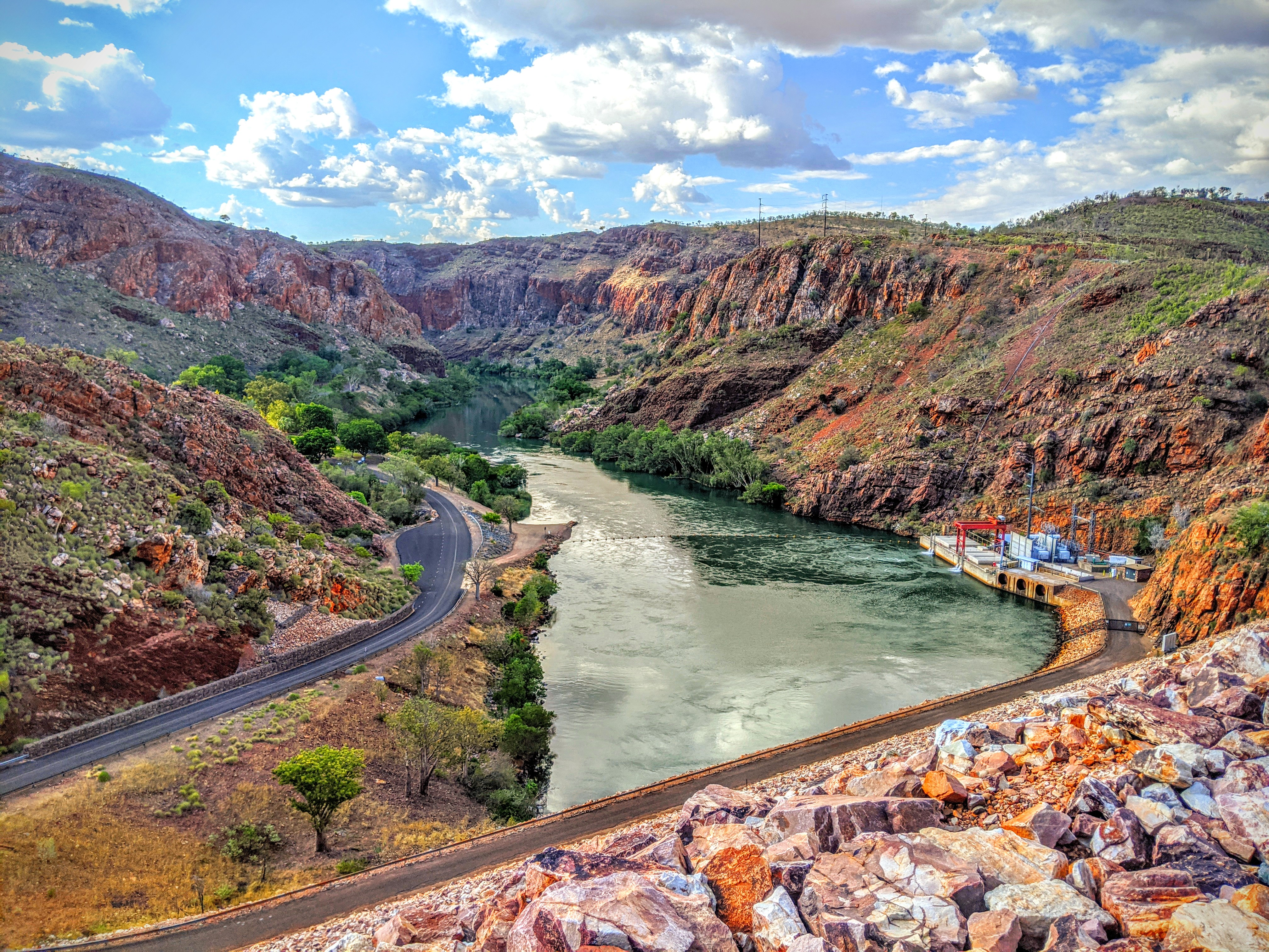 Ord River Gorge - A Taste of the Ord River Val