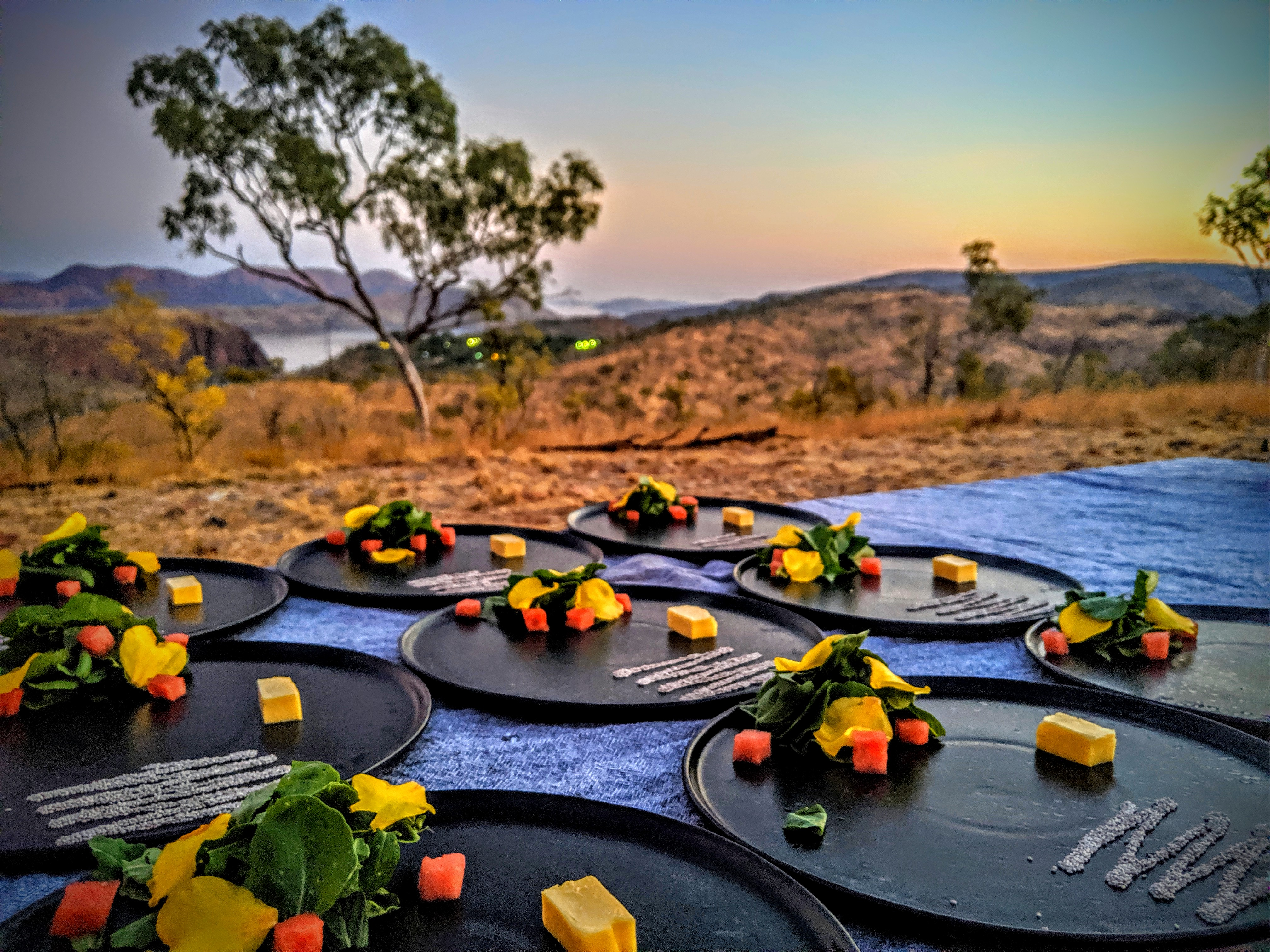 Gourmet Camp Oven Experience