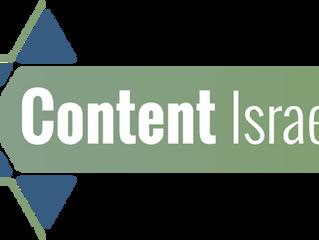 Content Israel Rundown –Best Of, Bummers & Highlights