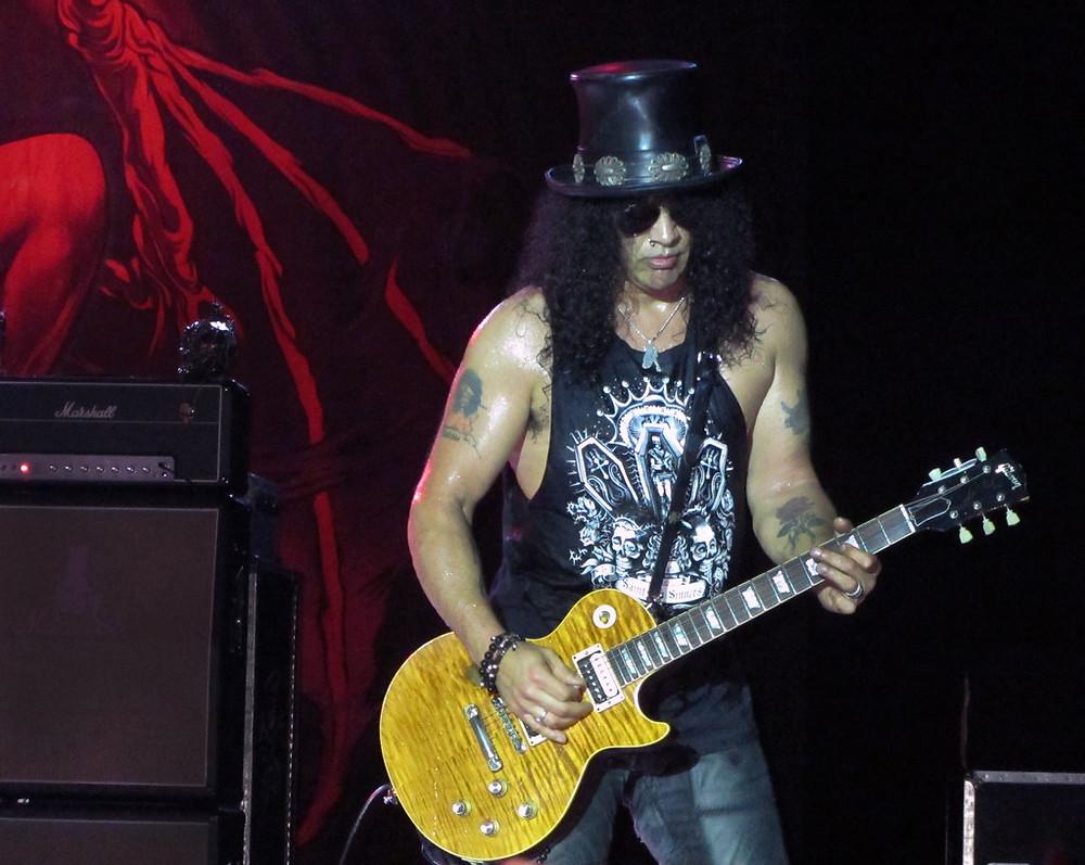 Musician, Slash, Guns 'n Roses