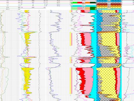LogScope Petrophysical Capabilities