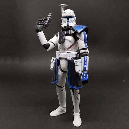 """VC182 vintage collection CAPTAIN REX phase II 3.75"""" the clone wars"""
