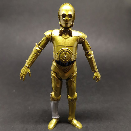 """VC06 vintage collection SEE THREE C-3PO the Empire Strikes Back 3.75"""""""