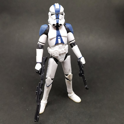 "VC60 vintage collection 501st Legion clone trooper ROTS 3.75"""