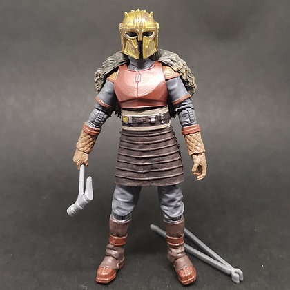 "VC179 vintage collection ARMORER 3.75"" mandalorian"