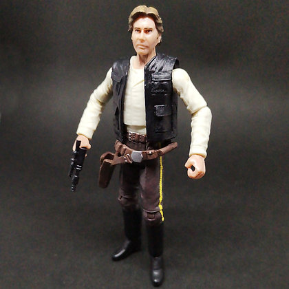 "VC62 vintage collection HAN SOLO endor Return of the Jedi 3.75"""