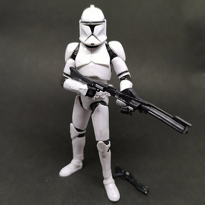 """VC45 vintage collection CLONE TROOPER Attack of the Clone 3.75""""(Photo Real)"""