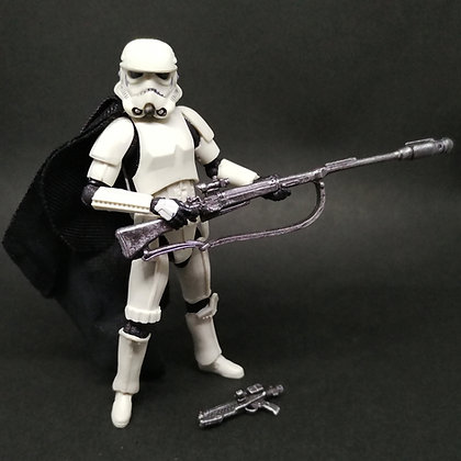 """VC123 vintage collection MIMBAN STORMTROOPER Solo 3.75"""" (Clean version)"""