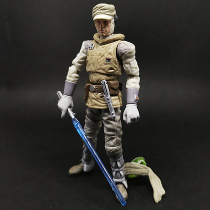 """VC95 vintage collection LUKE SKYWALKER Hoth Outfit ESB 3.75"""""""