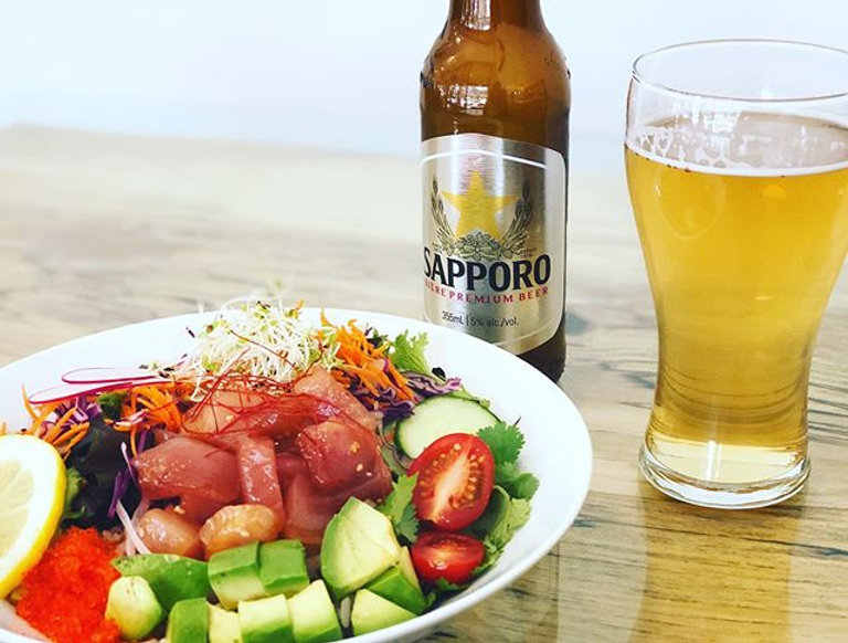 Who is craving for a Poke Bowl? Our rice