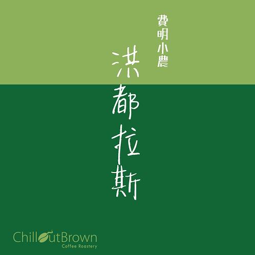 洪都拉斯 費明小農 IH90/Catuai 日曬 (中淺焙)