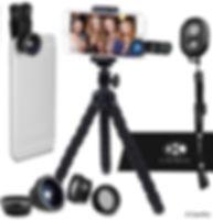 smartphone photography kit