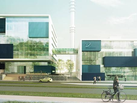 Nieuwbouw STC fase 2 te Rotterdam ca. 15000m2 Scholencomplex