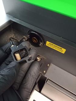 optic air diffuser