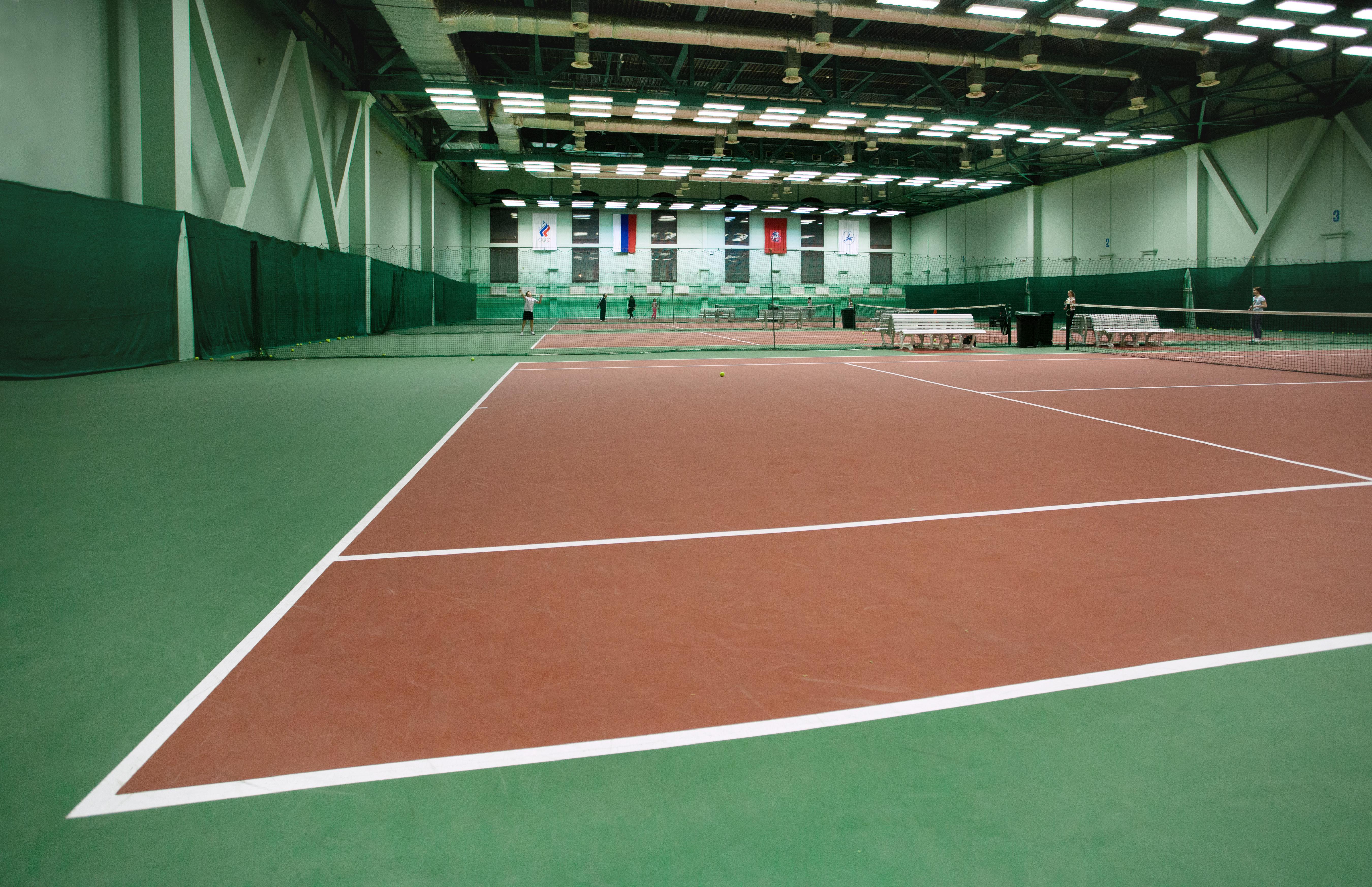 теннис 20
