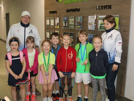 Детский международный теннисный турнир в г.Минск