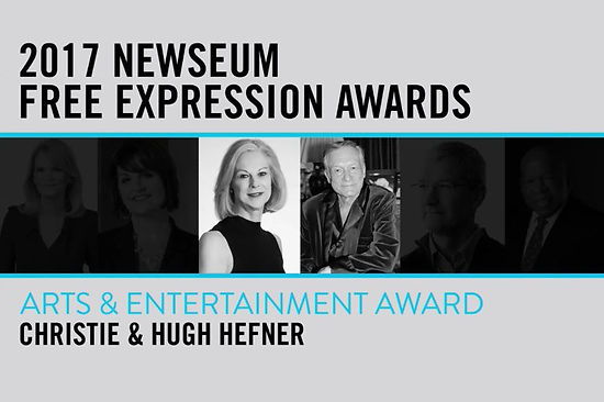Hugh & Christie Hefner Free Expression Awards