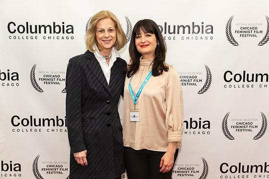 Christie Hefner & Pamela B Green.jpg
