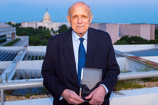 Lifetime Achievement winner, Floyd Abrams