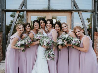 Bride & floristry