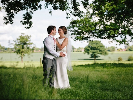 Fabulous Field Wedding