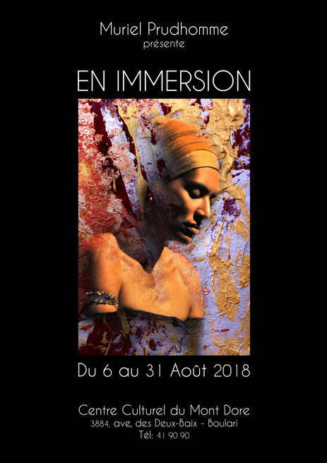 "EXPOSITION ""En Immersion"""