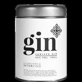 Gin packaging