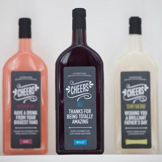 Letterbox Wine labels