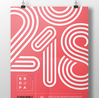 BBD&PA Call for Entries 2018