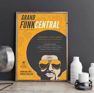 Grand Funk Central