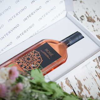 Letterbox Wine labels and packaging