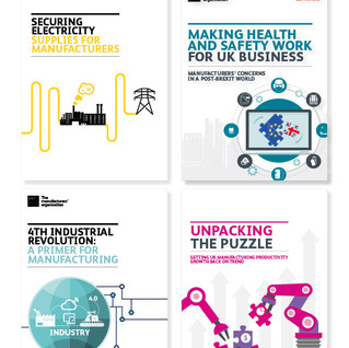Business literature front covers