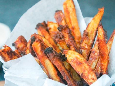 Sprøde pommes frites